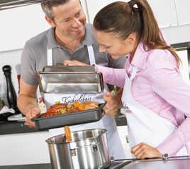 Accesorii pentru copt şi gătit cu aburi