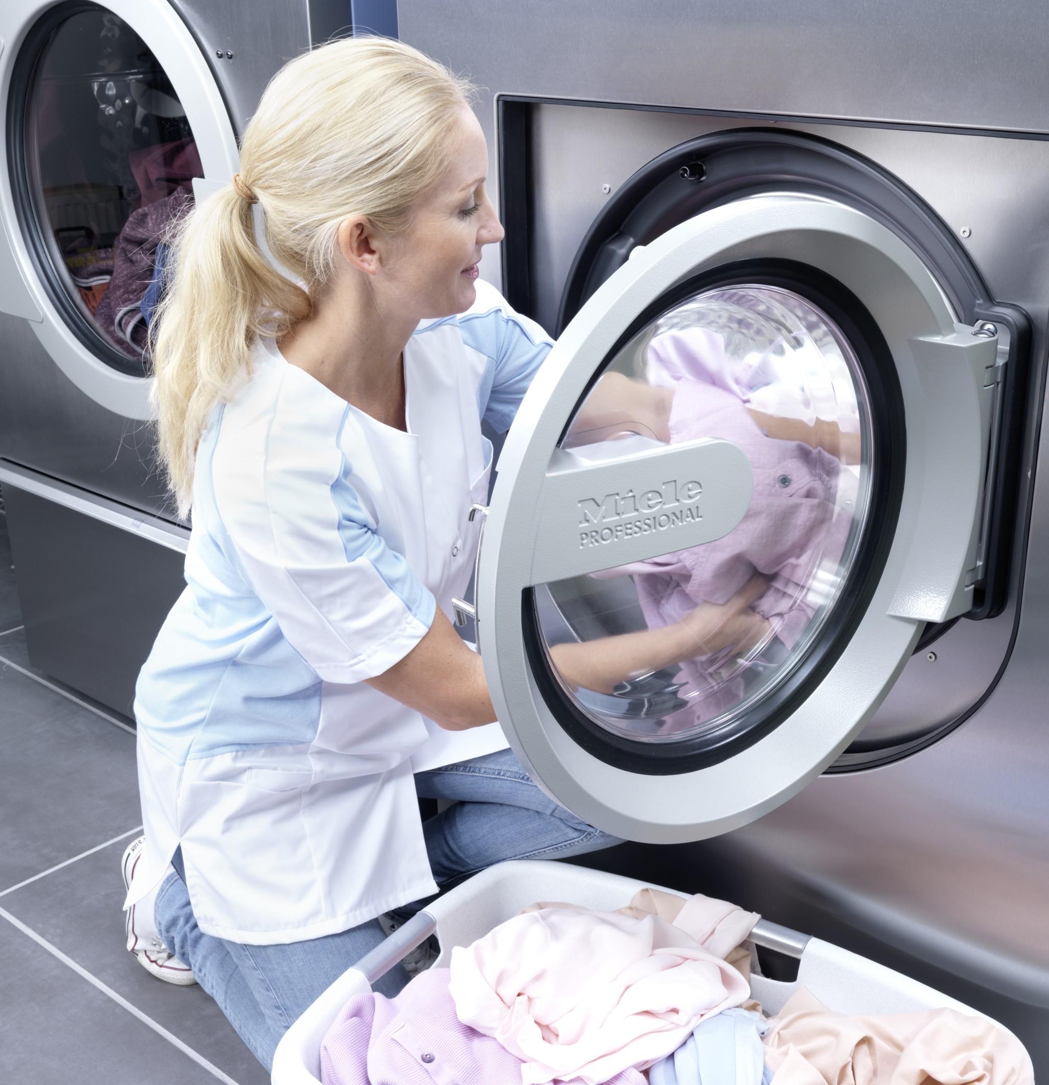 Mașini de spălat rufe - Miele Professional