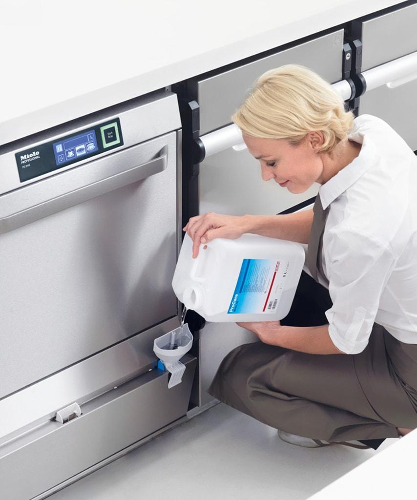 Detergenți - Miele Professional