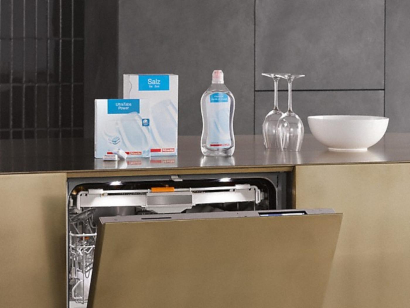 Detergenți mașini de spălat vase