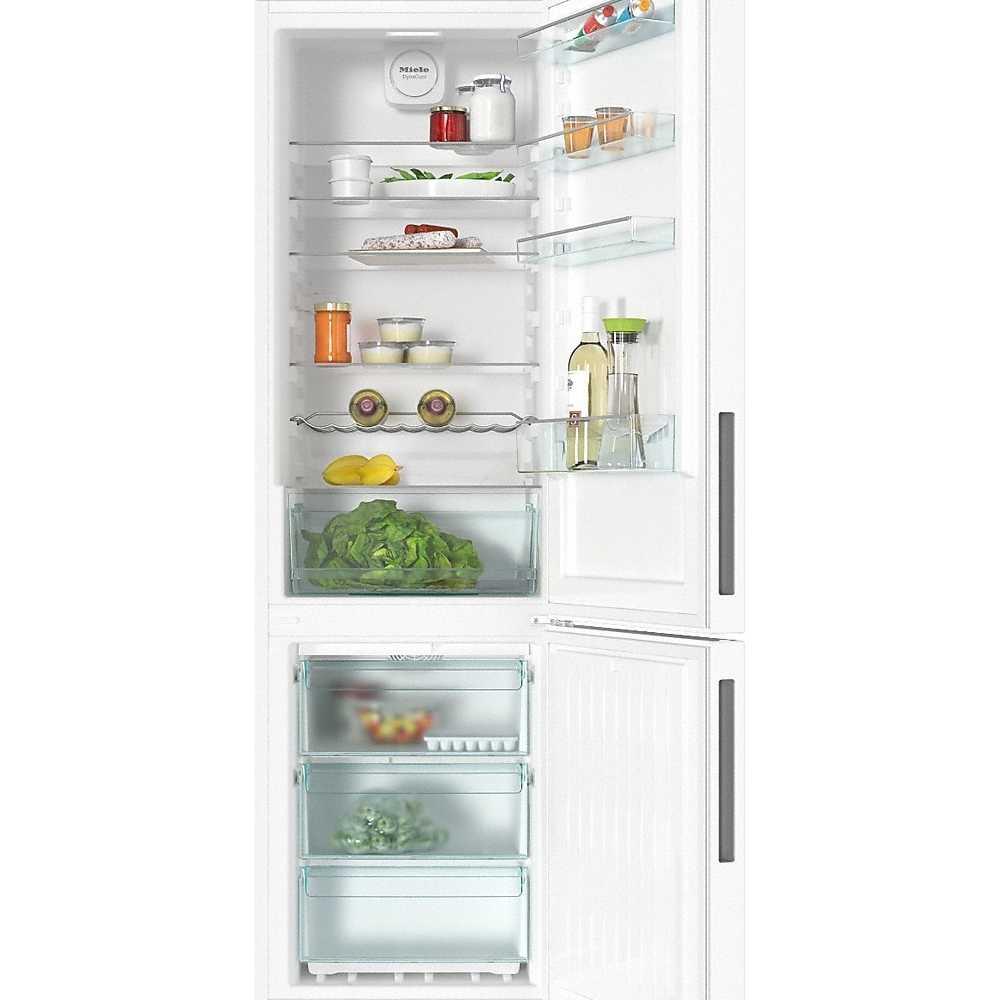 1116-Combina frigorifica alba KFN 29162 D ws Series 120