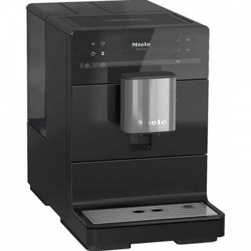 1259-Espressor cu  boabe,negru SILENCE CM 5310 OBSW