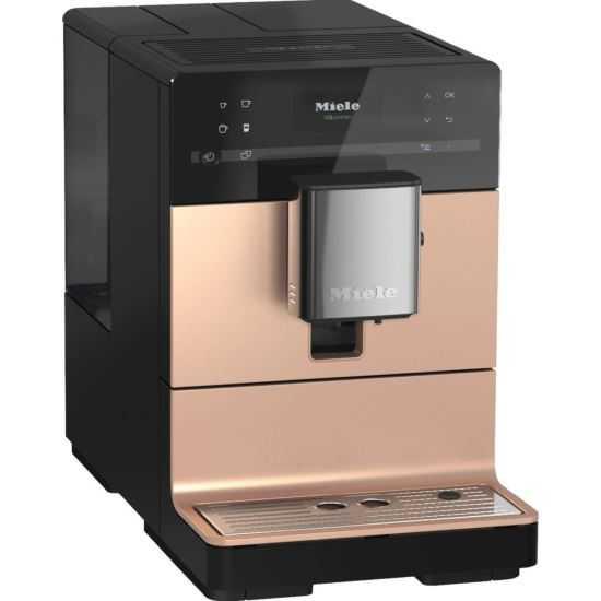 1261-Espressor cu boabe,cupru SILENCE CM 5510 ROPF