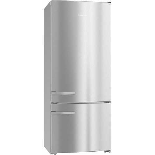 Combine frigorifice Combina frigorifica inox KFN 15943 D edt/cs, 75cm