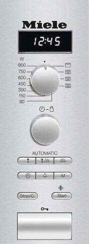 Cuptoare cu microunde Cuptor cu microunde de sine statator M 6012 SC