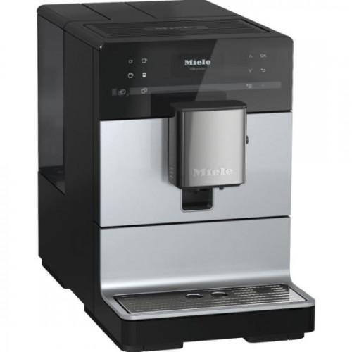 Espressoare de sine stătătoare Espressor cu boabe,aluminiu SILENCE CM 5510 ALSM