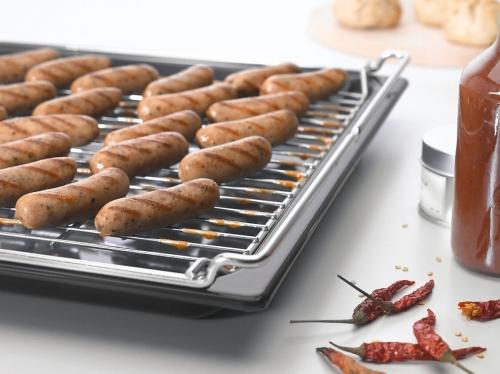 Accesorii pentru copt şi gătit cu aburi Gratar cu finisaj PyroFit HBBR 72