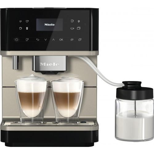 Promoții speciale Espressor cu boabe,negru, CM 6360 MilkPerfection