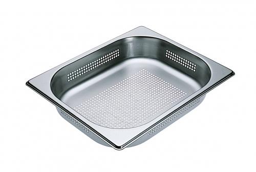 Accesorii pentru copt şi gătit cu aburi Recipient perforat de gătit la aburi DGGL 4