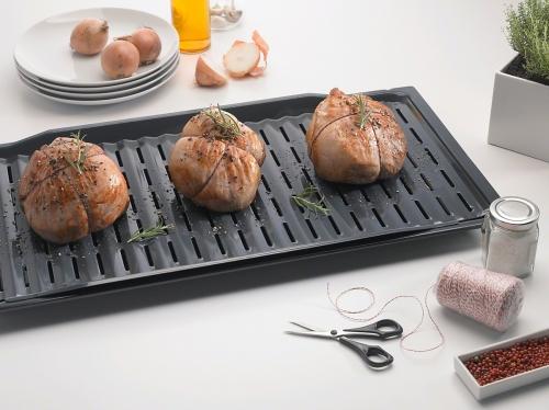 Accesorii pentru copt şi gătit cu aburi Tavă multi-funcţională Miele originală HUBB 91