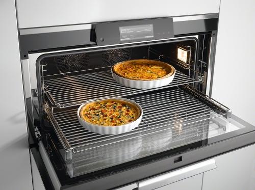 Accesorii pentru copt şi gătit cu aburi Gratar cu finisaj PyroFit Miele HBBR 92