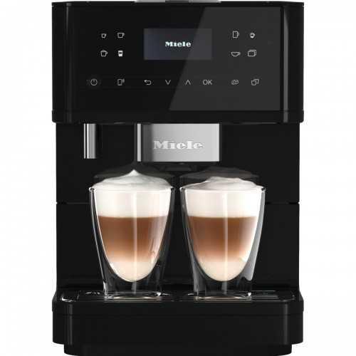 Espressoare de sine stătătoare Espressor cu boabe,negru,CM 6160 MilkPerfection