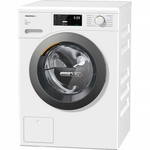 Maşini de spălat-uscat Mașină de spălat cu uscător WTD160 WCS 8/5 kg