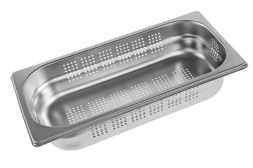 Accesorii pentru copt şi gătit cu aburi Recipient perforat de gătit la aburi DGGL 5