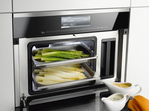 Accesorii pentru copt şi gătit cu aburi Recipient perforat de gătit la aburi DGGL 8