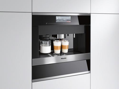 Accesorii pentru espressoare Recipient de lapte realizat din sticlă MB-CVA 6000
