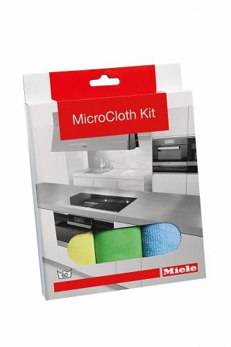 Produse pentru întreţinerea electrocasnicelor Kit lavete MicroCloth GP MI S 0031 W