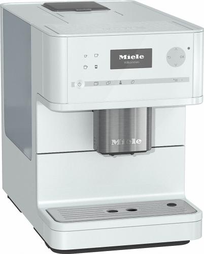 Espressoare de sine stătătoare Espressor cu boabe,de sine statator,alb,CM 6150