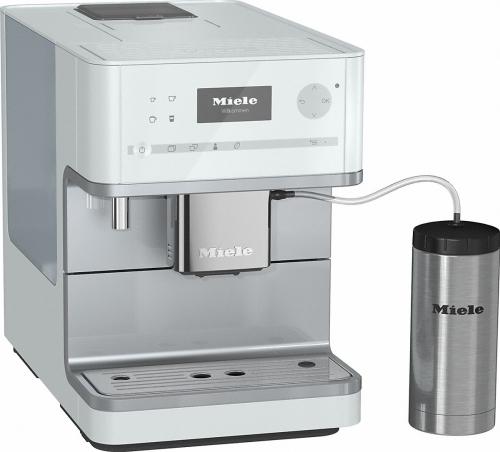 Espressoare de sine stătătoare Espressor cu boabe,de sine statator,alb,CM 6350