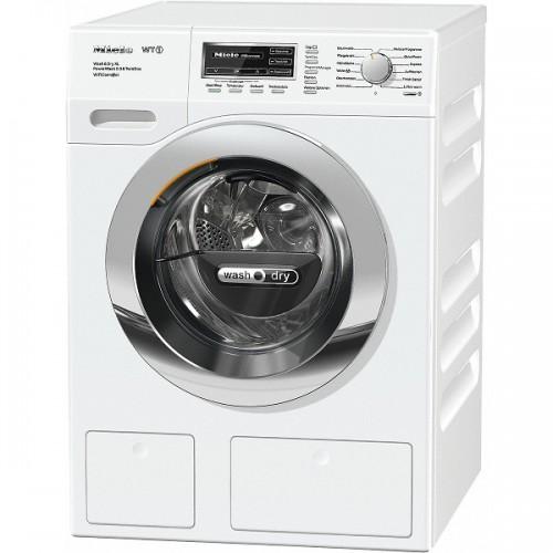 Alte mașini de spălat și uscătoare Masina de spalat cu uscator Miele WTZH730 WPM