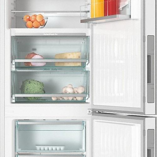 Promoții speciale Combina frigorifica KFN 29683 D brws