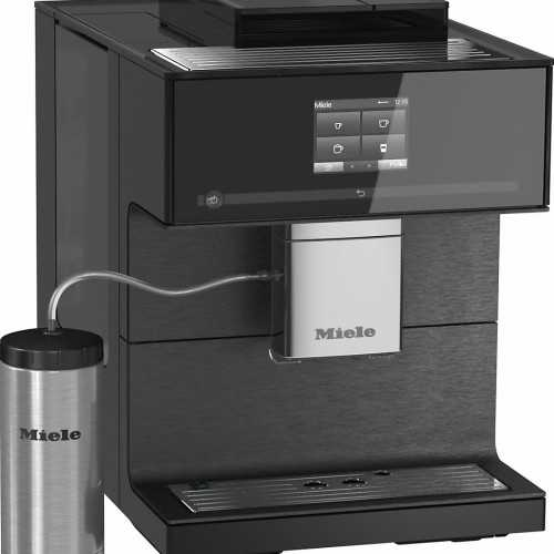 Espressoare de sine stătătoare Espressor cu boabe,de sine statator,negru,CM 7750