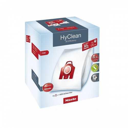 Saci de praf Miele Saci de aspirator FJM Allergy XL HyClean 3D
