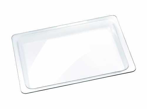 Accesorii pentru copt şi gătit cu aburi Tava de sticla pentru cuptoarele combi HGS 100