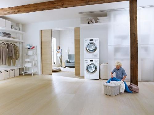 Accesorii pentru maşini de spălat, uscătoare şi sisteme de călcat Kit de supraetajare WTV 501
