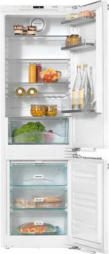 Combine frigorifice Combina frigorifica incorporata KFNS 37432 iD