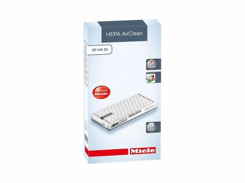 Accesorii pentru aspiratoare  Filtru HEPA AirClean antialergic SF HA 50