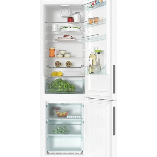 Combine frigorifice Combina frigorifica alba KFN 29162 D ws Series 120