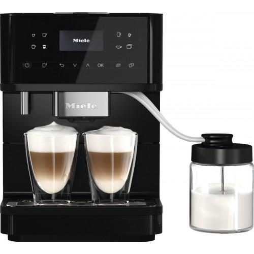 Espressoare de sine stătătoare Espressor cu boabe,negru,CM 6560 MilkPerfection