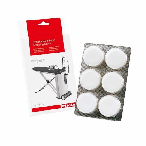 Produse pentru întreţinerea electrocasnicelor Tablete anti-calcar pentru Faschion Master