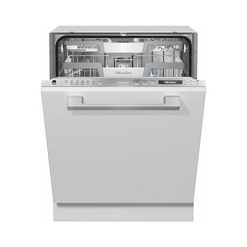 Maşini de spălat vase încorporate Masina de spalat vase G 7150 SCVi