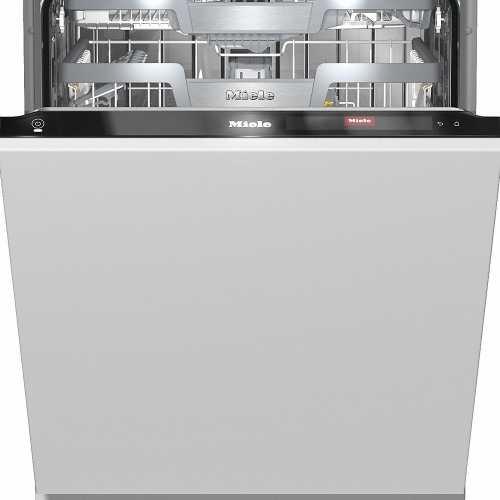 Maşini de spălat vase încorporate Masina de spalat vase G 7960 SCVi AutoDos K2O