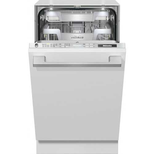 Maşini de spălat vase încorporate Masina de spalat vase G 5890 SCVi SL,45 cm