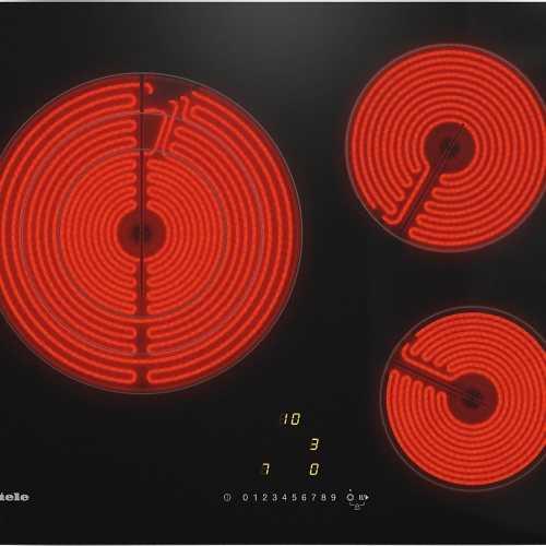 Plite electrice Plita electrica KM 6527 FR 60 cm